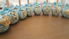 Maçãs com letras