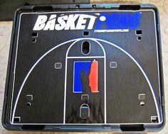 BasketPong Basketball Pong Tailgate