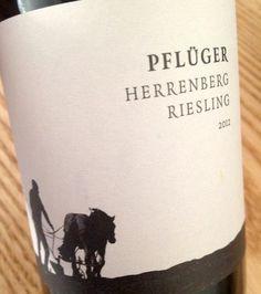2012 Ungsteiner Herrenberg Riesling Trocken, Pflüger