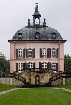 château of Faisanderie, Germany