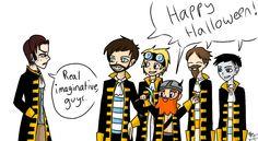 Yogscast Halloween thingy by Elyfar on DeviantArt