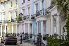 New blog post: 7 Of The Most Colourful London Streets | Flickr