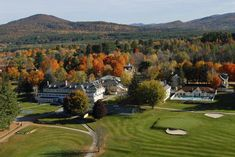 """The Bethel Inn Resort, a classic turn-of-the-century resort, equipped with modern amenities…  spectacular views overlooking the golf course"" – Boston Magazine"