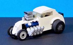 Lego 1960s Fiat 49 Topolino Fuel Altered 02 | by 60sfunnycars