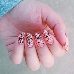 Hi guyyyys!  I'm on vacations right now  so I wont be posting so much . Anyways this are my actual nails  a neón with an stamping on it  like always jajajajaja . Hope you like it!   #nailsoftheday #nailaddict #nailartlove #nailartdiary #instanails #instachile #orangenails #cupcakenails #nailpromote #nailartpromote #instanails #nailfie #nailsdone #dailynails #nailstyle #instalike #nailsoftheday #nailartclubchile #likeforlike #stampingnails #summernails #beachnails #nailsotd #nails2inspire…