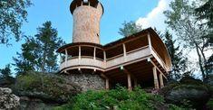 Wanderung Kefermarkt Buchberg - BERGFEX - Wanderung - Tour Oberösterreich Berg, Mansions, House Styles, Ruins, Tours, Environment, Destinations, Landscape, Summer