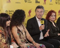 Presentamos en la Usina del Arte, el show musical Las Elegidas 2014.