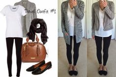 52 Trendy Travel Outfit Plane Long Flights Plus Size Travel Packing Outfits, Travel Attire, Comfy Travel Outfit, Packing Clothes, Travel Wardrobe, Packing Tips, Capsule Wardrobe, Long Flight Outfit, Spring Outfits