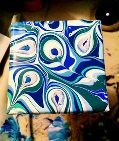 Fluid art by Miranda Pitrone