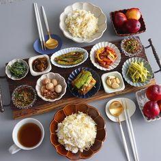 K Food, Food Menu, Love Food, Food Porn, Party Food Platters, Aesthetic Food, Food Cravings, Korean Food, Food Pictures