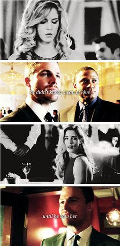 #Olicity ♥ the typo bothers me