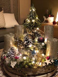 Christmas Tree, Holiday Decor, Table, Home Decor, Christmas, Teal Christmas Tree, Decoration Home, Room Decor, Xmas Trees