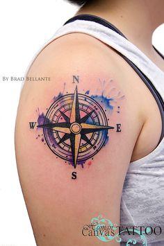 human-canvas-tattoo   Brad Bellante