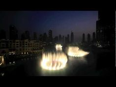 ▶ Fontaines de Dubai - Time to say goodbye - HQ/HD - YouTube