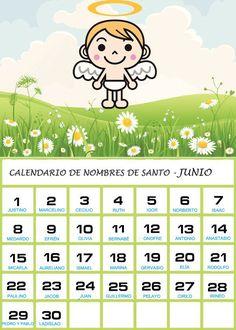 17 Ideas De Calendario En 2021 Calendario Calendario De Santos Santos Calendario