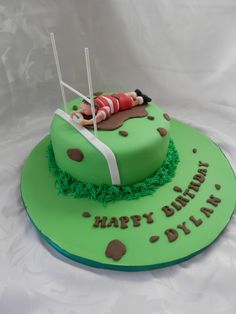 1000 images about birthday on pinterest rugby cake