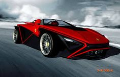Image result for Ferrari concept cars