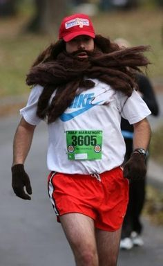 the 40 best worst runner costumes costumes with beardshalloween - Halloween Costumes With Facial Hair