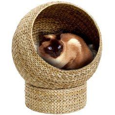 regalos originales para mascotas cueva para gatos