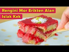 Tarif Defterlerinin Yeni Yıldızı: Rengini Mor Erikten Alan Yumuşacık Islak Kek - YouTube Tuna, Pasta, Fish, Sweet, Youtube, Turkish Recipes, Candy, Pisces, Youtubers