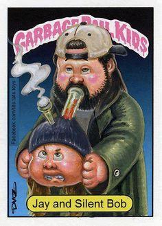 .Garbage Pail Kids | Jay and Silent Bob