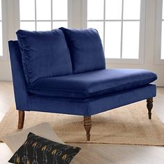studio sofa, $499 I'm not sure if I'd tuck this in a living area or put in my office area but I love it.