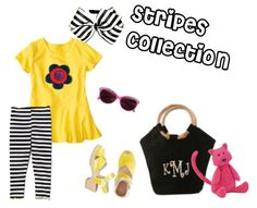 How to style stripes for kids!