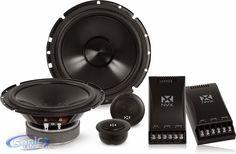 rogeriodemetrio.com: Sistema de 2-Way V-Series Component Car Audio Spea...