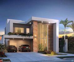 Modebrn house