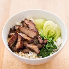 Chinese Barbecued Pork | America's Test Kitchen