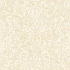 FFR66344 | Cream Country Damask Wallpaper | Wallpaper Boulevard