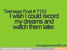 I WOULD LOVE TO DO THAT!!!!!!!!!!!!