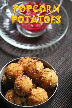 This is one of the simple snack which you can make for your kids..So easy to make and taste so yummy. I used the same dough which i used for my Potato smiley. And the taste was delicious, crunchy and cheesy.. Similar Recipes, Smiley Potatoes Potato Croquettes Chicken Croquettes Chicken Mince Kabab Baked Chicken Nuggets...Read More
