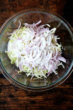 Simplest Cabbage Slaw (+ 10 other super helpful recipes for making the most of your CSA)