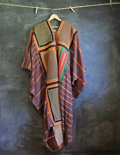 // African Bobo Robe I had one like this in blue tones