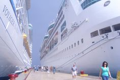 Cruise ships are amazing!