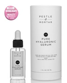 Pestle & Mortar Pure Hyaluronic Serum - lovely hydrator, no added faff