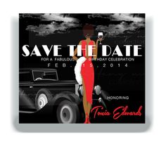 1000+ images about 51st Birthday Bash Save the Date ...