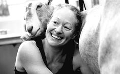 Marji Guyler-Alaniz showcases photos of magnificent women in agriculture. Great project!