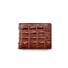 Now available on our store: Genuine Exotic Cr... Check it out here! http://scottandmillers-luxury.com/products/genuine-exotic-crocodile-skin-wallet-0019?utm_campaign=social_autopilot&utm_source=pin&utm_medium=pin