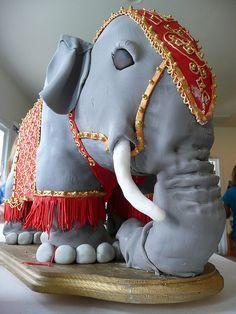 elephant cake - Google Search