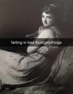 this is a link to many funny snap chat art captions… yes