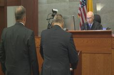 A former Albuquerque Police Officer accused of leaving the scene of an accident that ended up killing a 60-year-old woman made his first court appearance Saturday morning. #DWI #News