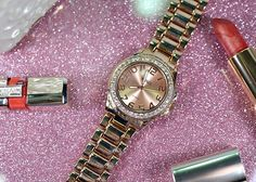 XOXO Rose Gold Watch from Great Value Plus + International Giveaway - Genzel Kisses