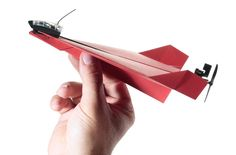 PowerUp Smartphone Controlled Paper Airplane for sale Paper Airplane Book, Airplane Crafts, Paper Plane, Airplane Toys, Airplane Drone, Airplanes, Hobbies For Girls, Fun Hobbies, Hobbies And Crafts