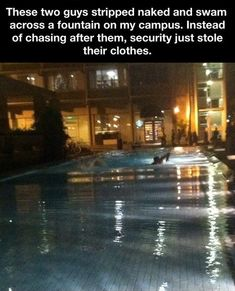 Best security guards ever...