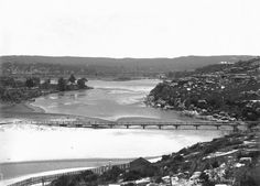The lagoon at North Manly (NSW)  Title: The lagoon at North Manly (NSW) Dated: c. 31/12/1908
