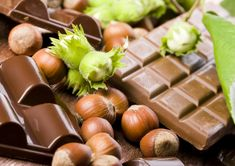#Chocolate and #hazelnut wall mural for your #homedecor #art #artforsale #wallmurals #interiordecor #interiordecorideas #interiordecortips #homedesign #decor #sweets #cake #pastry #chocolates