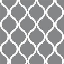 Living Room, Large Moroccan Wall Stencil Wall Decoration Ideas Decorative Black Simple Pattern Stencils Easy Stencil Decor Interior Wall Design Printable Geometric Wall Stencils Design Idea For Living Room Kitchen: Modern Printable Geometric Wall Stencils Moroccan Wall Stencils, Large Wall Stencil, Stencil Painting On Walls, Large Stencils, Pattern Painting, Tole Painting, Moroccan Wall Art, Stenciling, Wall Stencil Designs