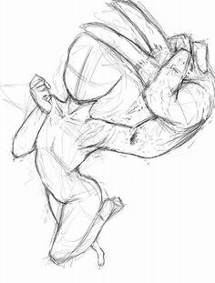 Pose    Tutorial    Manga #mangadrawing